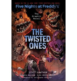 SCHOLASTIC INC. FIVE NIGHTS AT FREDDY'S THE TWISTED ONES