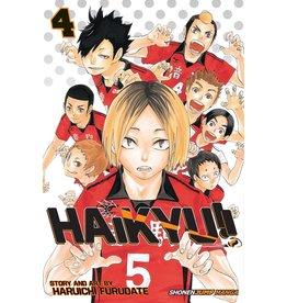 VIZ MEDIA LLC HAIKYU GN  VOL 04
