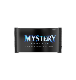 WIZARDS OF THE COAST MTG MYSTERY BOOSTER PACK CONVENTION EDITION 2021 PACK