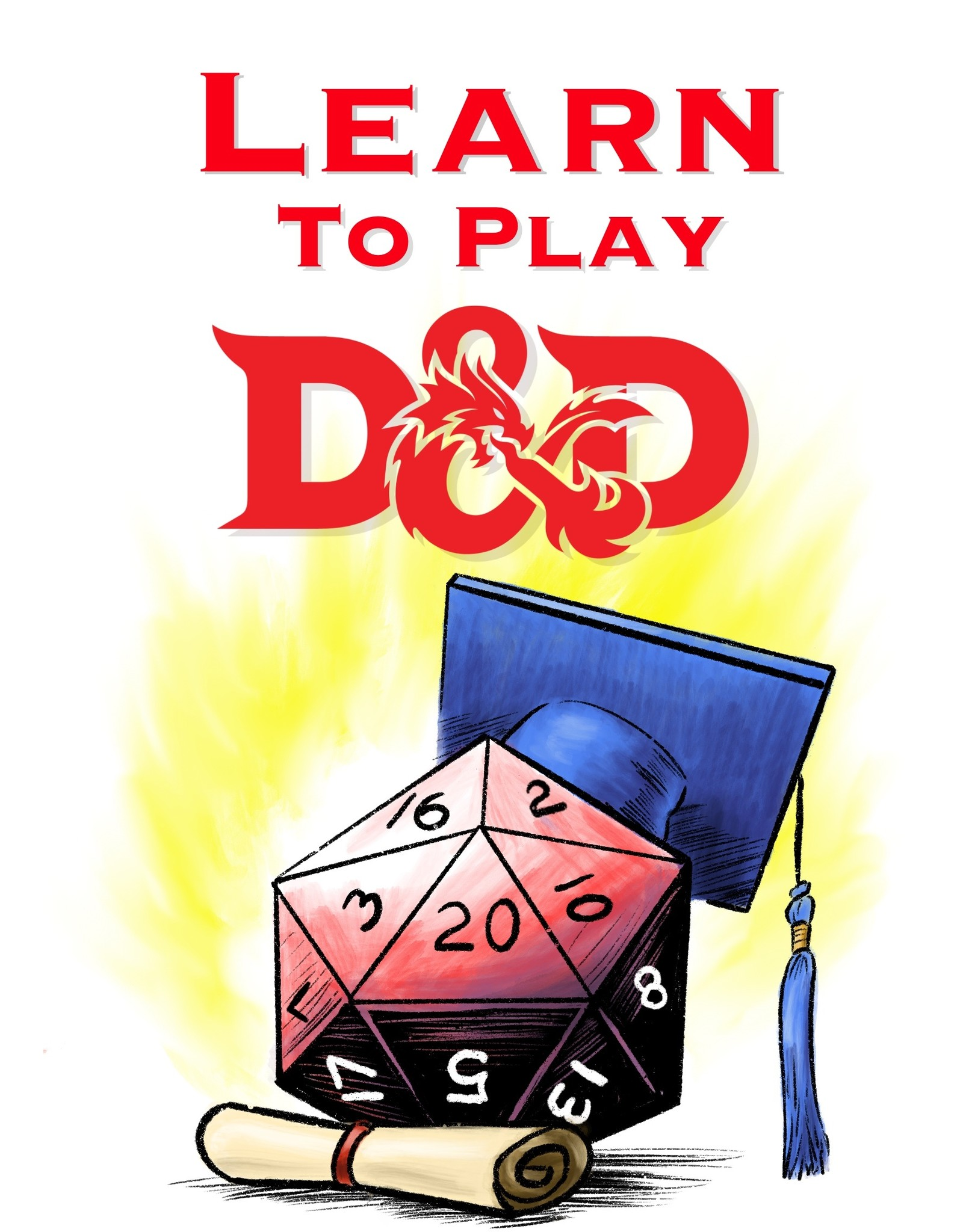 ADULTS LEARN TO PLAY D&D (ONLINE)