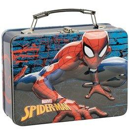 BIOWORLD SPIDER-MAN LARGE TIN TOTE