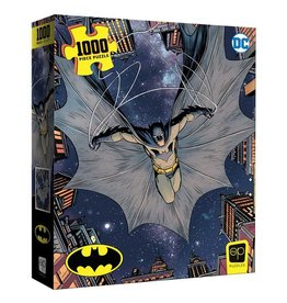 USAOPOLY BATMAN I AM THE NIGHT 1000 PIECE PUZZLE