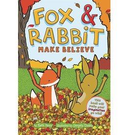 AMULET BOOKS FOX & RABBIT YR SC GN VOL 02 MAKE BELIEVE