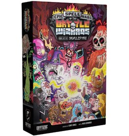 CRYPTOZOIC ENTERTAINMENT EPIC SPELL WARS DUEL AT MT SKULLZFYRE GAME