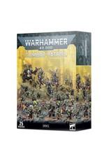 GAMES WORKSHOP WARHAMMER 40,000 COMBAT PATROL: ORKS