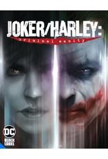 DC COMICS JOKER HARLEY CRIMINAL SANITY HC