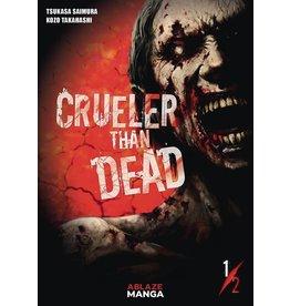 ABLAZE CRUELER THAN DEAD GN VOL 01