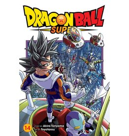 DRAGON BALL SUPER GN VOL 14