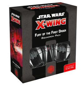 X-WING FURY OF THE FIRST ORDER SQUADRON PACK PRE-ORDER