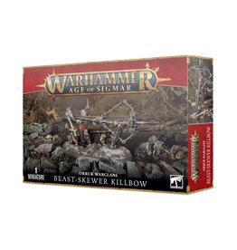 GAMES WORKSHOP WH AOS ORRUK WARCLANS BEAST-SKEWER KILLBOW