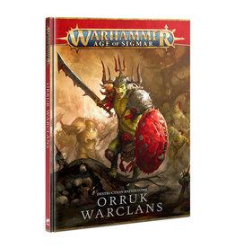 GAMES WORKSHOP WH AOS ORDER BATTLETOME ORRUK WARCLANS