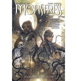 IMAGE COMICS MONSTRESS TP VOL 06