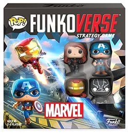 POP! FUNKOVERSE STRATEGY GAME MARVEL 100