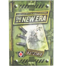 PORTAL GAMES 51ST STATE: THE NEW ERA