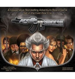 8TH SUMMIT GAMES AGENTS OF SMERSH