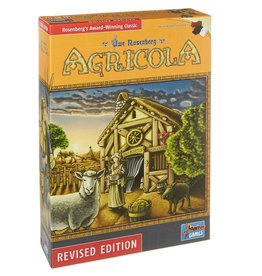 LOOKOUT GAMES AGRICOLA REVISED