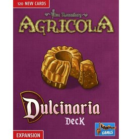 LOOKOUT GAMES AGRICOLA DULCINARIA DECK