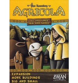 LOOKOUT GAMES AGRICOLA MORE BUILDINGS BIG AND SMALL EXP