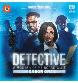 PORTAL GAMES DETECTIVE: A MODERN CRIME BOARD GAME - SEASON ONE