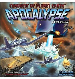 FLYING FROG PRODUCTIONS CONQUEST OF PLANET EARTH: APOCOLYPSE EXPANSION
