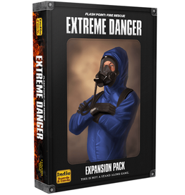 INDIE BOARDS AND CARDS FLASH POINT FIRE RESCUE EXTREME DANGER