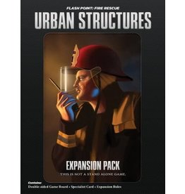 INDIE BOARDS AND CARDS FLASH POINT: FIRE RESCUE URBAN STRUCTURES