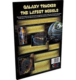 RIO GRANDE GAMES GALAXY TRUCKER: THE LATEST MODELS