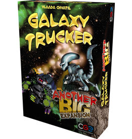 RIO GRANDE GAMES GALAXY TRUCKER: ANOTHER BIG EXPANSION