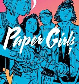 IMAGE COMICS PAPER GIRLS TP VOL 01