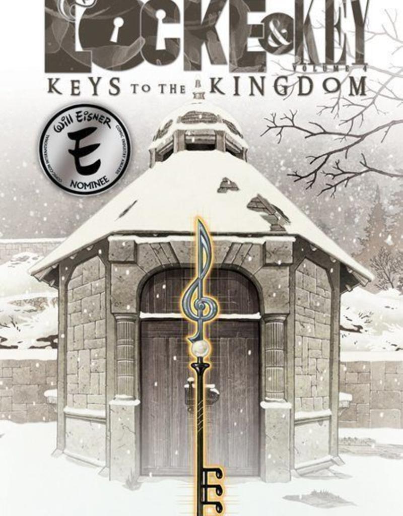 IDW PUBLISHING LOCKE & KEY HC VOL 04 KEYS TO THE KINGDOM