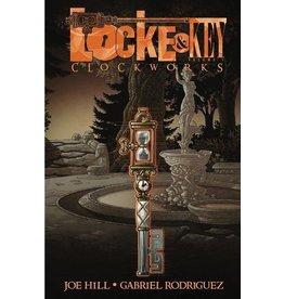 IDW PUBLISHING LOCKE & KEY HC VOL 05 CLOCKWORKS