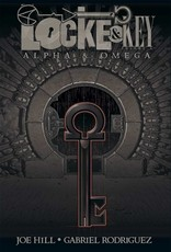 IDW PUBLISHING LOCKE & KEY HC VOL 06 ALPHA & OMEGA