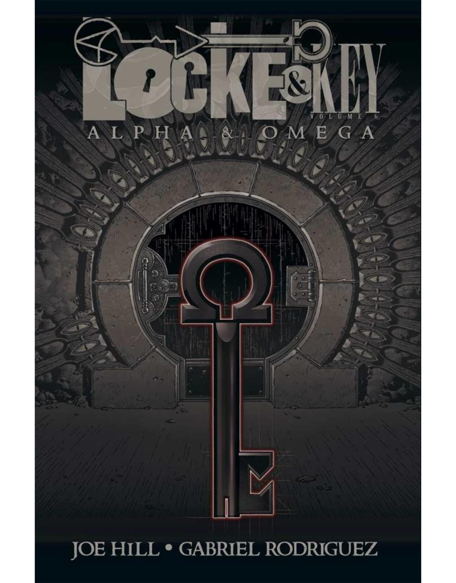IDW PUBLISHING LOCKE & KEY HC VOL 06 ALPHA & OMEGA