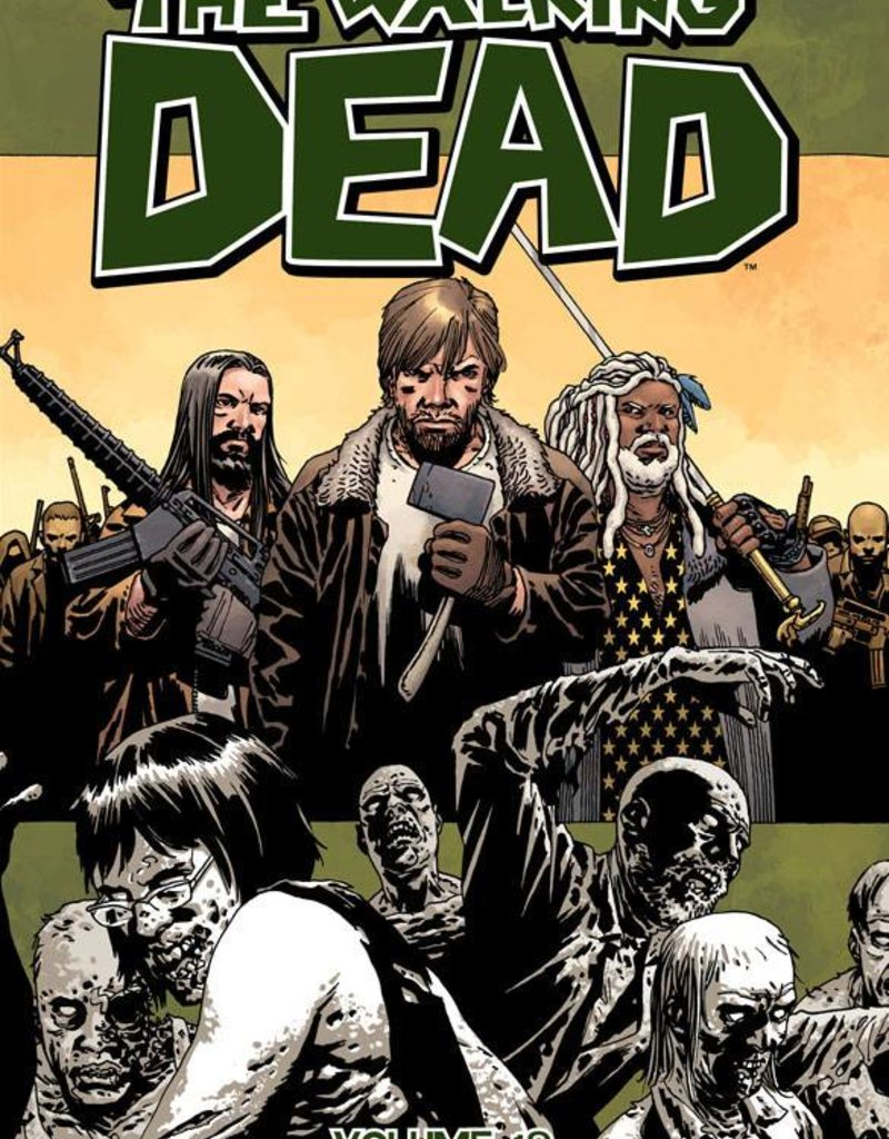 IMAGE COMICS WALKING DEAD TP VOL 19 MARCH TO WAR