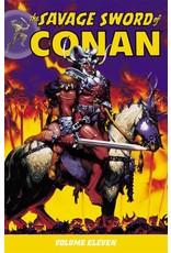 DARK HORSE COMICS SAVAGE SWORD OF CONAN TP VOL 11