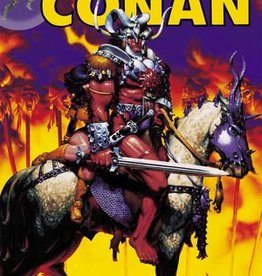 DARK HORSE COMICS SAVAGE SWORD OF CONAN TP VOL 11