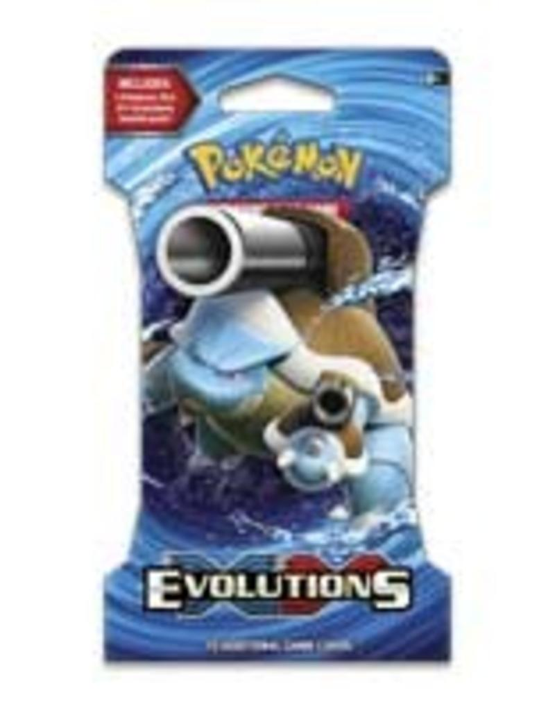 POKEMON COMPANY INTERNATIONAL POKEMON TCG EVOLUTIONS BOOSTER PACK