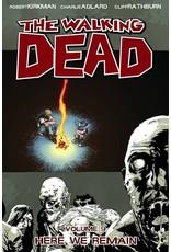 IMAGE COMICS WALKING DEAD TP VOL 09 HERE WE REMAIN