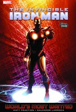 MARVEL COMICS INVINCIBLE IRON MAN TP VOL 03 MOST WANTED BOOK 2
