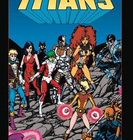 NEW TEEN TITANS THE JUDAS CONTRACT