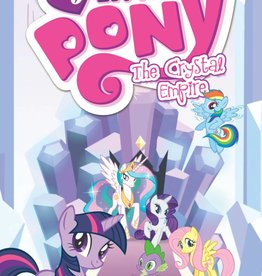 IDW PUBLISHING MY LITTLE PONY TP VOL 06 CRYSTAL EMPIRE