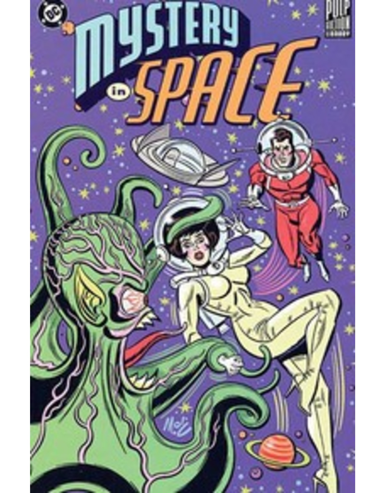 DC COMICS PULP FICTION LIBRARY MYSTERY IN SPACE TP