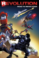 IDW PUBLISHING REVOLUTION ROAD TO REVOLUTION SPECIAL