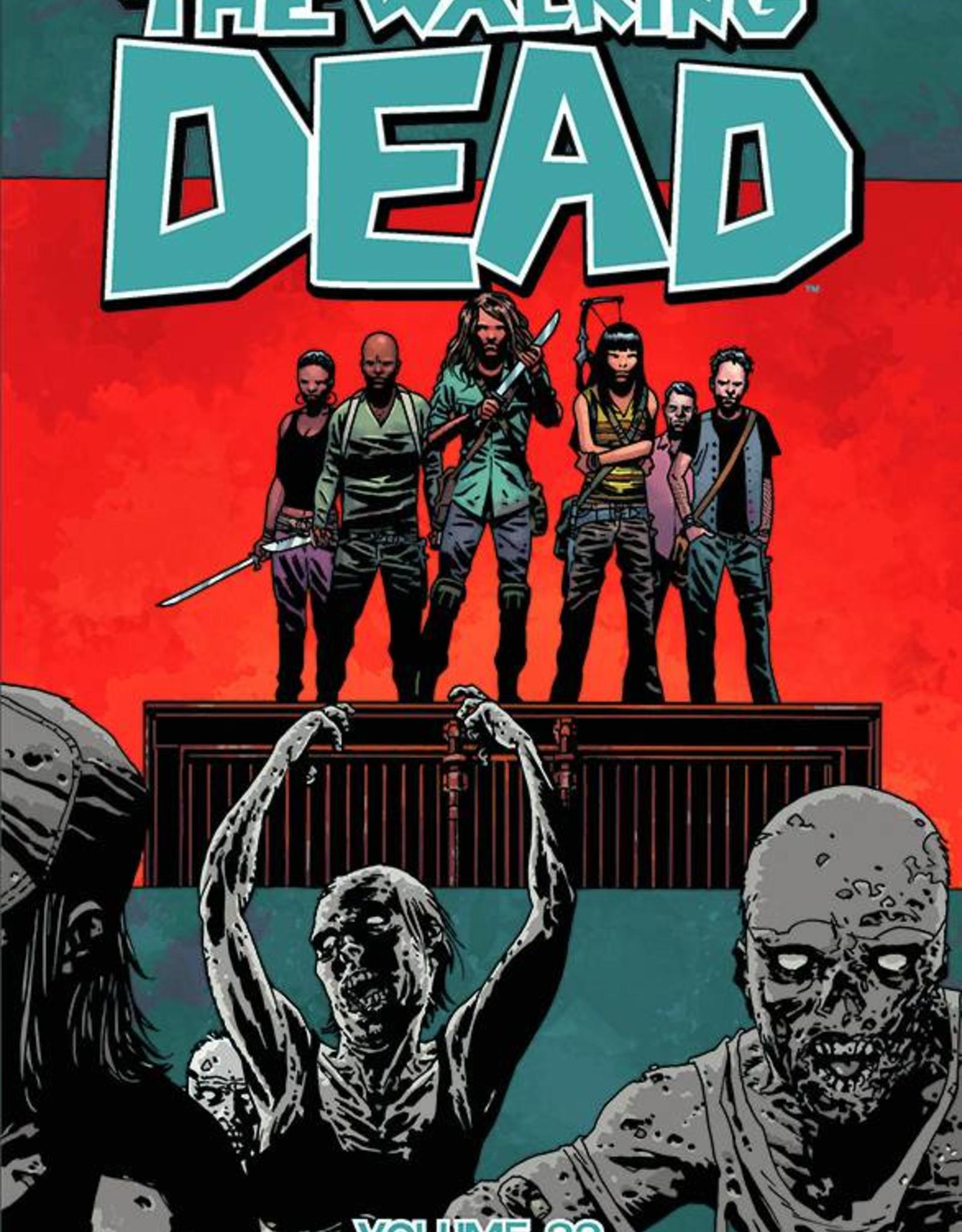 IMAGE COMICS WALKING DEAD TP VOL 22 A NEW BEGINNING