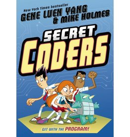 :01 FIRST SECOND SECRET CODERS GN VOL 01