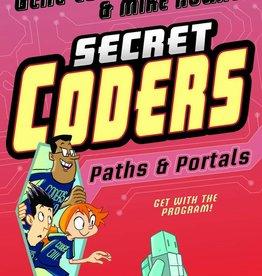 :01 FIRST SECOND SECRET CODERS GN VOL 02 PATHS & PORTALS
