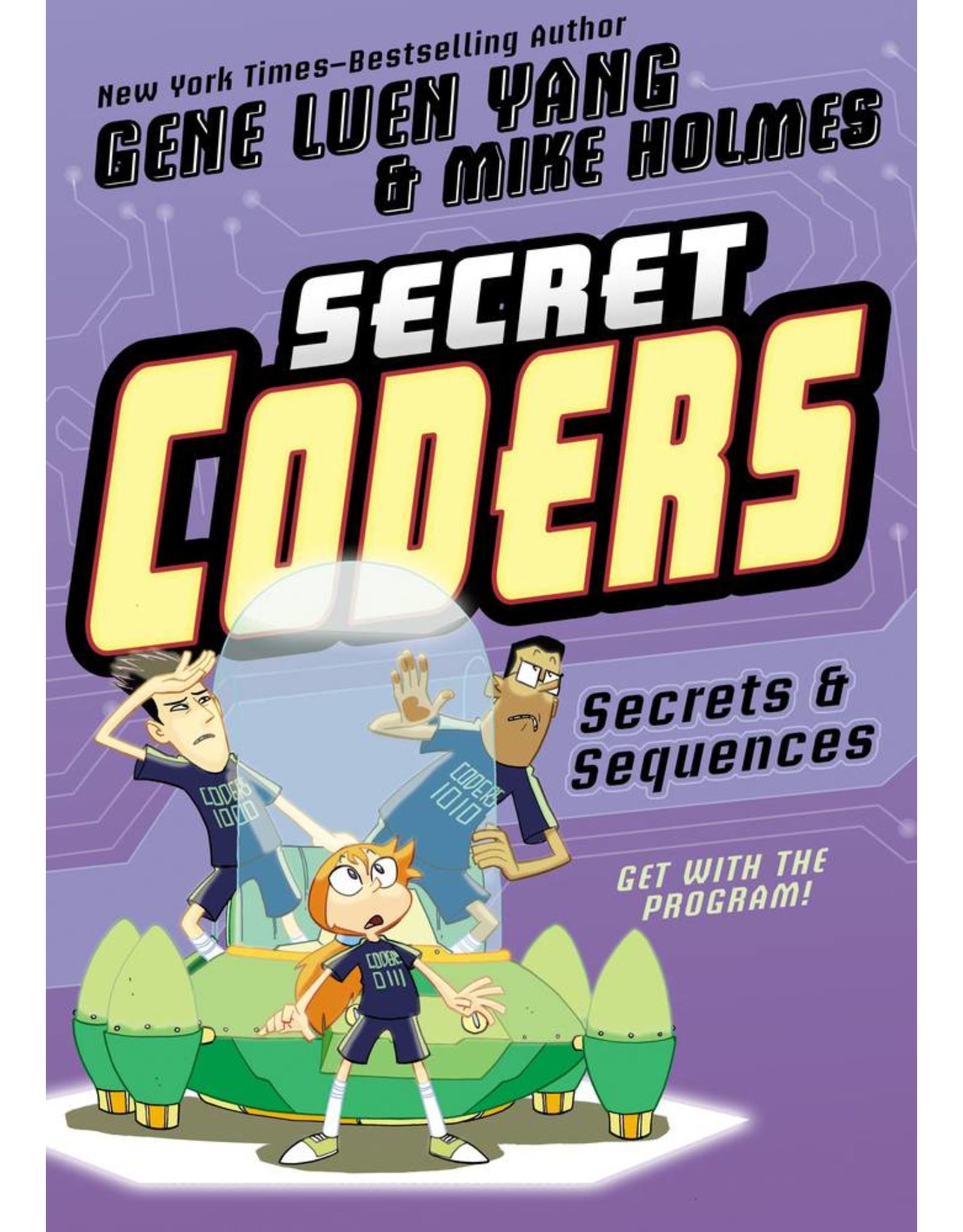 YEN PRESS SECRET CODERS GN VOL 03 SECRETS & SEQUENCES