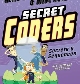 :01 FIRST SECOND SECRET CODERS GN VOL 03 SECRETS & SEQUENCES