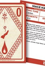 D&D SPELLBOOK CARDS MARTIAL POWERS AND RACES
