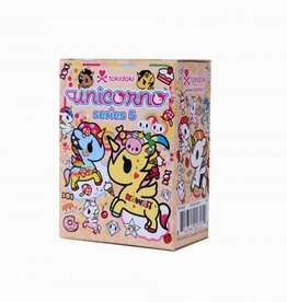 TOKIDOKI TOKIDOKI UNICORNO SERIES 5 MINI FIG BMB